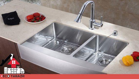 انتخاب بهترین سینک ظرفشویی برای آشپزخانه
