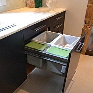 بهترین سطل زباله آشپزخانه